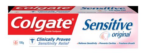 colgate sensitive pro relief